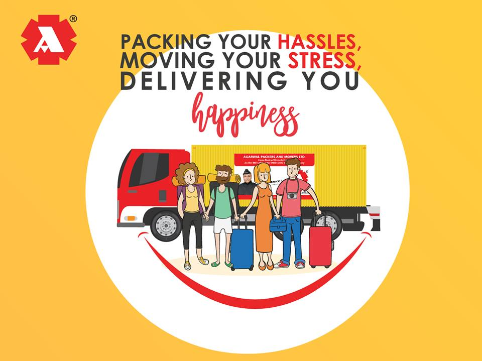 Top Packers and Movers Relocation Service Always best