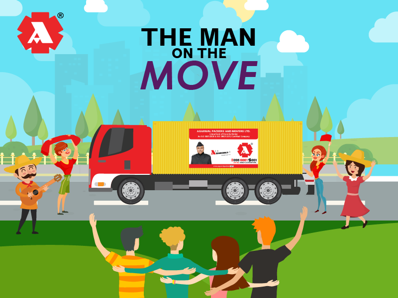 Best Moving Services Provider in India