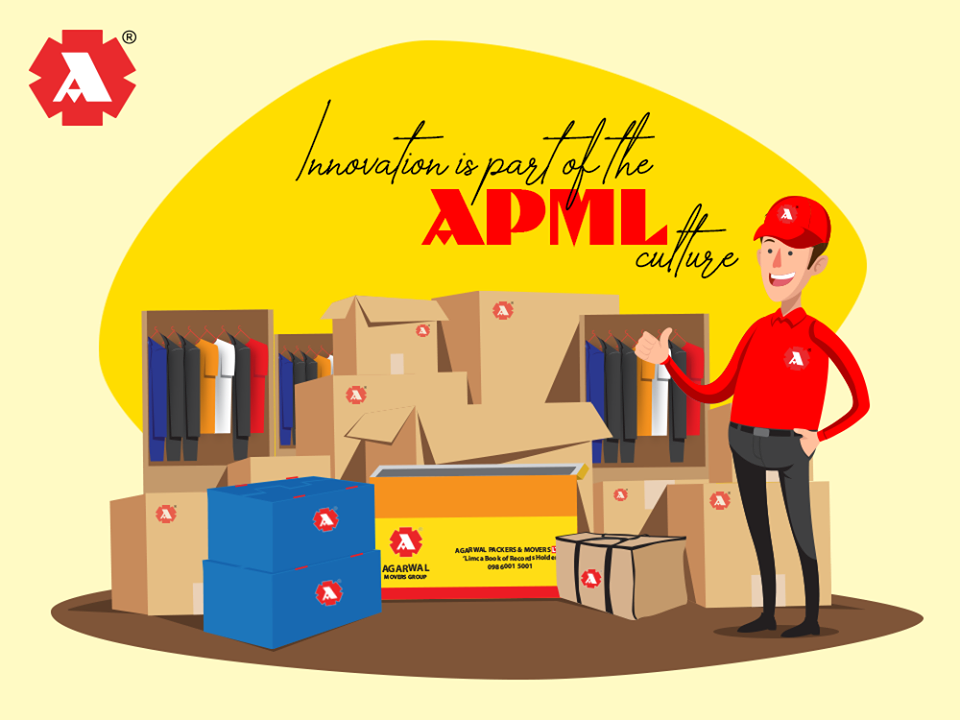 Amazing Shifting Service provide by Agarwal Packers and Movers
